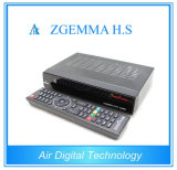 Zgemma H. S DVB-S2 Receiver Support Mirco SD Card for Recording