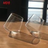 Wobbling Diamond Shaped Whiskey Glass