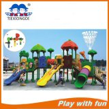Children Amusement Plastic Outdoor Playground (TXD16-05902)