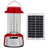 Solar Lantern with Battery Backup