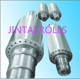 Chilled Cast Iron Rolls for Rubber Industry