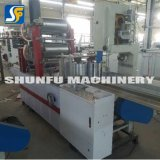 Automatic Printing Machines Making Serviette Tissue Paper Napkin with Embossing