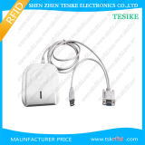 Desktop USB RFID Card Reader Mf08 Chip Reader Plug & Play
