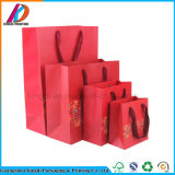 Good Quality 4c Printing Packaging Luxury Shopping Gift Paper Bag