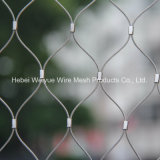 Factory Direct Sale Stainless Steel Wire Rope Mesh Cable Mesh