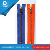 Original Zipper Manufacturer Gold Metal Zipper with Wholesale Zipper Prices