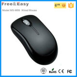 Top Grade New Black Wheel Optical USB Wired Mouse