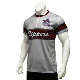 Sublimated Printing Wholesale Custom Baseball Jersey Shirt Cheap Baseball Shirt