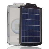 Best Price Quality Guaranteed All in One Integrated Solar LED Street Light with Lithium Iron Battery