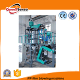 PP Film Blowing Machine Plastic Laminated PE PP Material