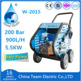 Electric Cold Water Pressure Cleaner 200bar Car Wash