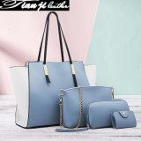 OEM & Wholesale Fashion Ladies Handbag 2019 PU Leather Women Tote Bags Lady Handbags