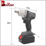 Professional 18V Cordless Rechargeable Battery Powered Brushless Impact Wrench