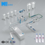 Turnkey Project Monoblock Automatic Pet Bottle Aqua Natural Drinking Water Bottling Line Mineral Pure Complete Plant Soda Water 3 in 1 Filling Bottling Machine