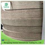 Wood Grain Color Soild Color 1.5*48 PVC Taps for furniture