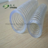 PVC Steel Wire Reinforced Hose Pipe in Industrial