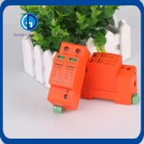 Lightning Surge Protective Device Surge Protector DIN Rail Mounted DC1000V SPD