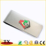 Metal Beautiful Credit Card Business Card Holder Money Clip