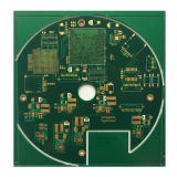 Fr4 Rigid PCB Board with 24 Hours Quick Turn Service