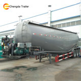 High Quality 42cbm Bulk Cement Tanker Semi Trailer