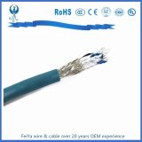 Flexible Twisted Pair Shielded Towline Trvsp2 Core Trvvsp Encoder Signal Line Tank Chain Cable