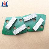 Concrete Floor Diamond Grinding Shoes Polishing Plate