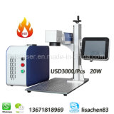 Mini CO2 Laser Marking Machine Non-Metal Material