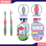 Kid/Child/Children Toothbrush with Slender & Soft Bristles, Gift Included The Pack 883