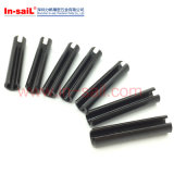 ISO8752 DIN8752 Black Oxide Press Pins Spring Pins