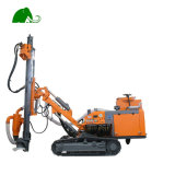 2020 Jumbo Geotechnical Tunnel Heavy Automatic Integrated DTH Surface Blast Hole Drill Rig Machine