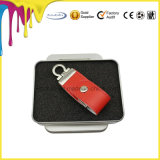 Wholesale PU Leather Material USB Leather USB Flash Drive
