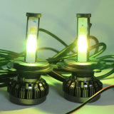 RGB LED Headlight Bulbs H4