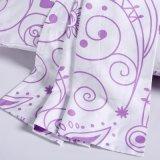 Factory Direct Supply 4PCS Flat Sheet Bedding Set Home Textile (JRD168)