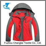 2017 Women Waterproof & Windproof Softshell Jacket
