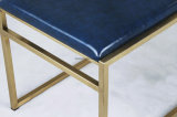 Stainless Steel Champagne Gold Dining Room Chair