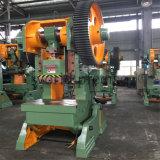 Auto Parts J23 80 Ton Inclinable Metal Punching Machinery Power Press Punching Machine