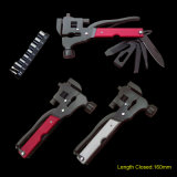 Multi Function Hammer & Wrench Tools with Bits (#8167-B)