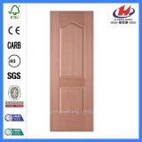 MDF/HDF Molded Panel Veneer Door Skin (JHK-002)
