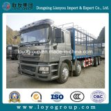 Promotion Price for F3000 10X4 Stake Cargo Lorry Van Truck