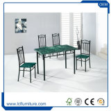 High End Restaurant Wood Dining Table and Chairs