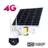 Solar 3G 4G Wireless HD 1080P WiFi Audio PTZ Camera CCTV Network 32GB TF Card