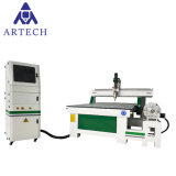 China CNC Router High Quality Cheap Different Materials 4 Axis CNC Engraving Machine