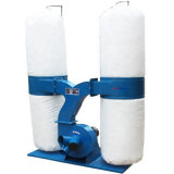 Mf9030 Cheap Cost Double Bag Dust Collector Machine for Woodworking Machine
