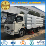 Dongfeng Sweeper 6000L Road Clean and Wash Truck