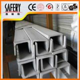 Wholesale 304 316 Stainless Steel Channel with Good Quality