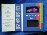 "2018 Innovative 2.4"" Video Greeting Card/Name Card, Custom Video Business Card"