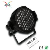 LED Light 54*3W PAR RGBW Light DMX PAR Stage Light Cheapest Price