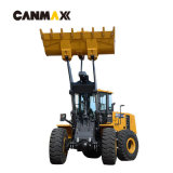 China Payloader Liugong Xgma Lonking Lovol Sdlg Shantui Sany Small Mini Front End Loader 1t 2t 3t 5t Zl50gn 1 Ton 2 Ton 3 Ton 5 Ton Clamp Wheel Loader for Sale