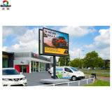 Mbi5124 RGB Full Color Outdoor Waterproof P6 P8 LED Display Board
