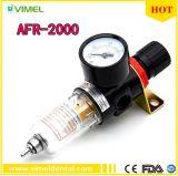 Dental Unit Spare Parts Air Filter with Gauge Afr-2000 Compressors